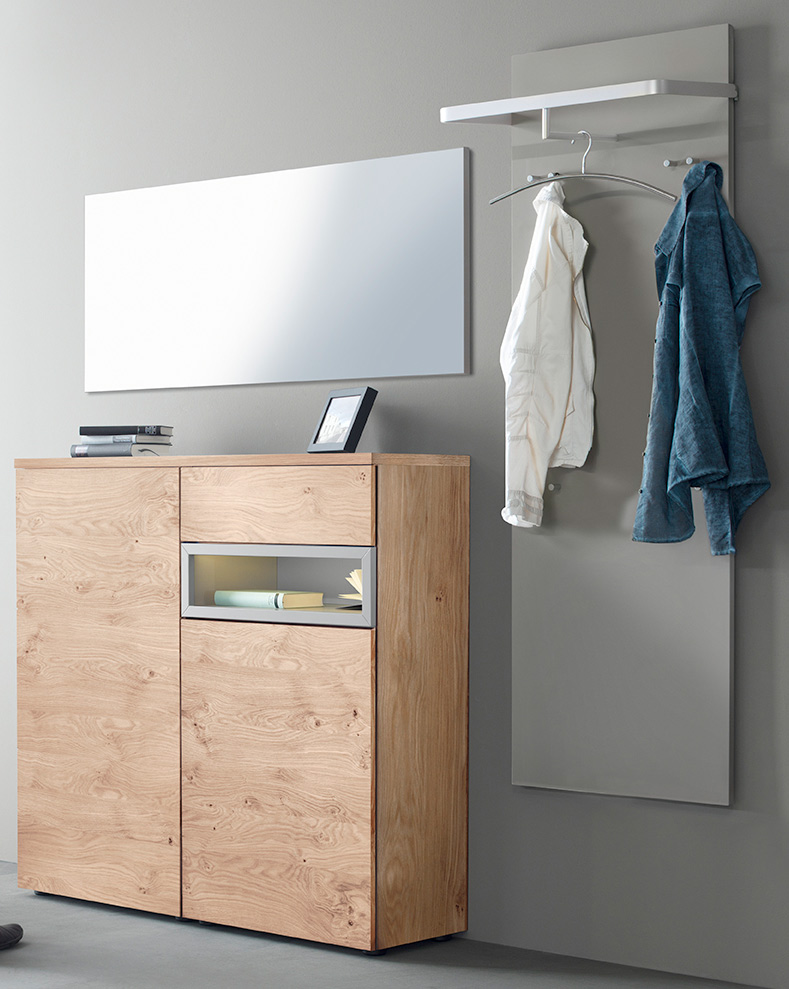 garderobe fox 12 von sudbrock m bel letz ihr online shop. Black Bedroom Furniture Sets. Home Design Ideas