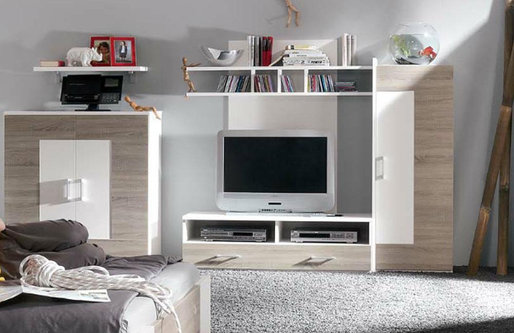 Jugendzimmer vegas plus von r hr bush m bel letz ihr online shop - Jugendzimmer wohnwand ...