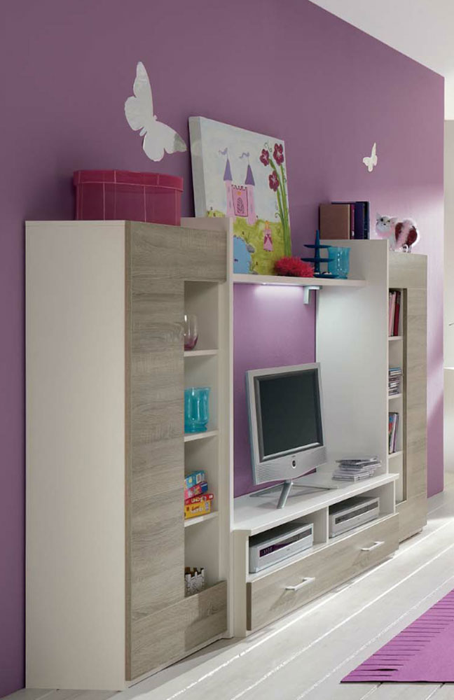 jugendzimmer komplett vegas plus von r hr bush m bel letz ihr online shop. Black Bedroom Furniture Sets. Home Design Ideas