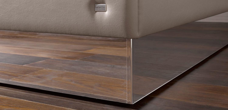 composium von ruf betten in silber m bel letz ihr online shop. Black Bedroom Furniture Sets. Home Design Ideas