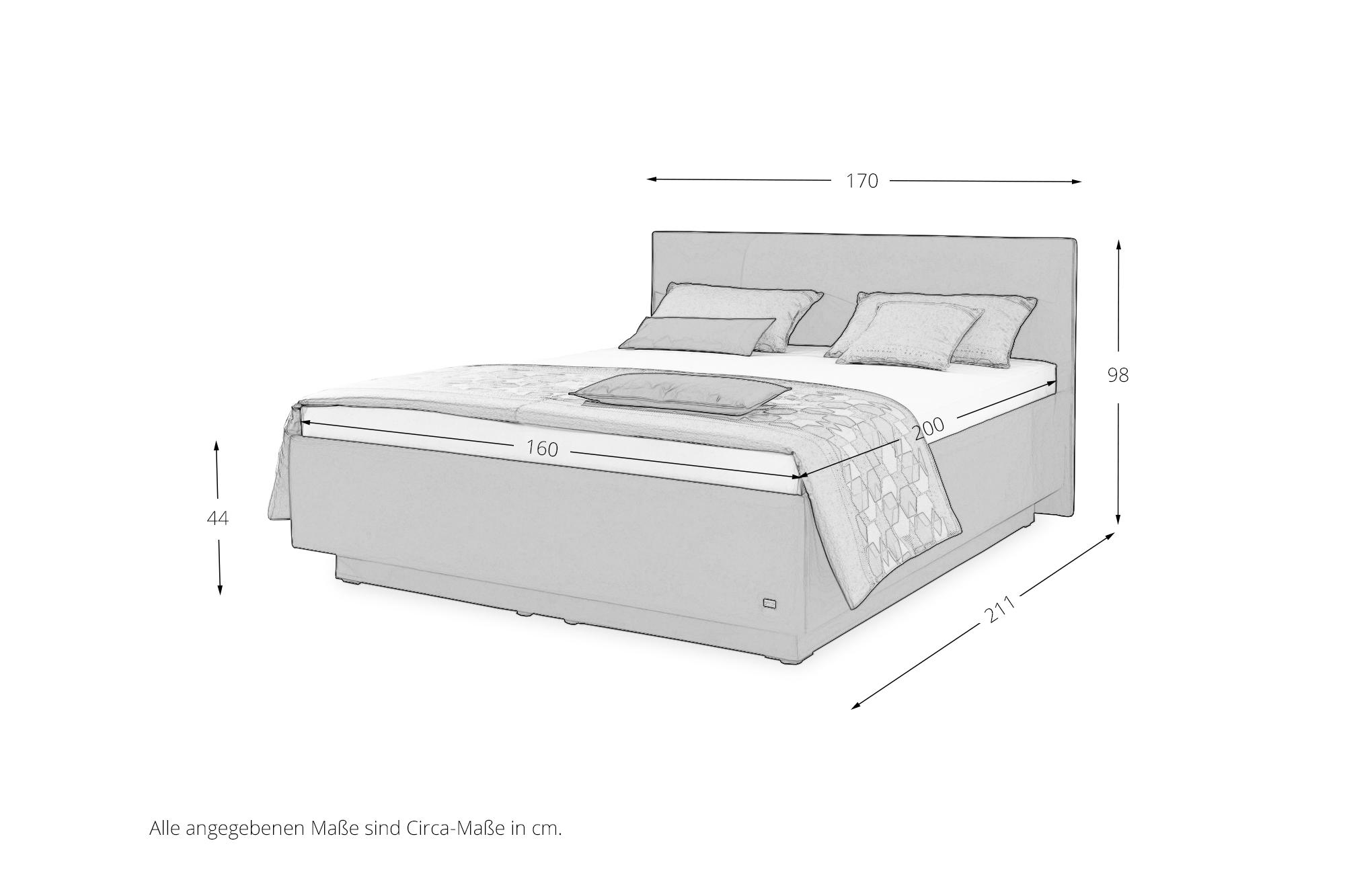 ruf betten boxspring verena ruf flagona betten. Black Bedroom Furniture Sets. Home Design Ideas