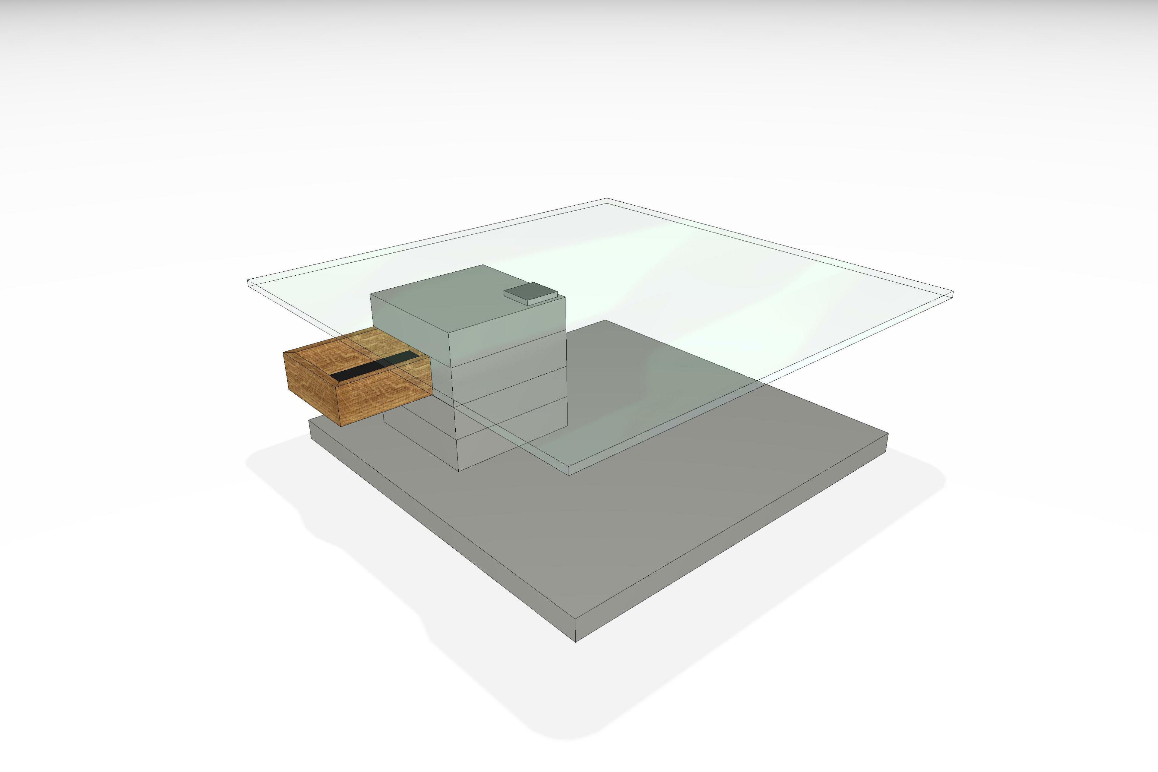 Couchtisch CT40185 von Gwinner Wohndesign Möbel Letz