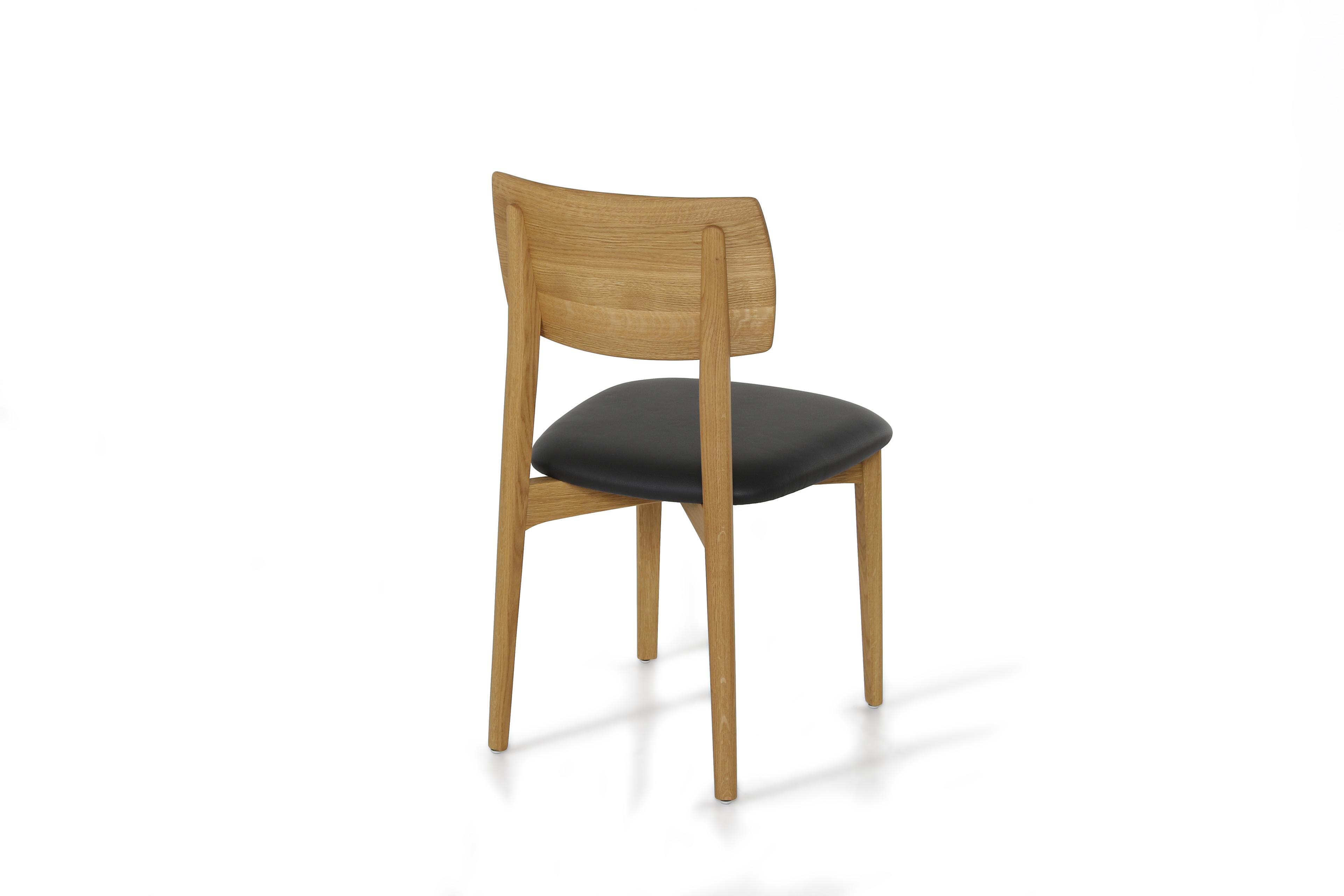 esszimmer s kultur wildeiche leder schwarz von w stmann m bel letz ihr online shop. Black Bedroom Furniture Sets. Home Design Ideas
