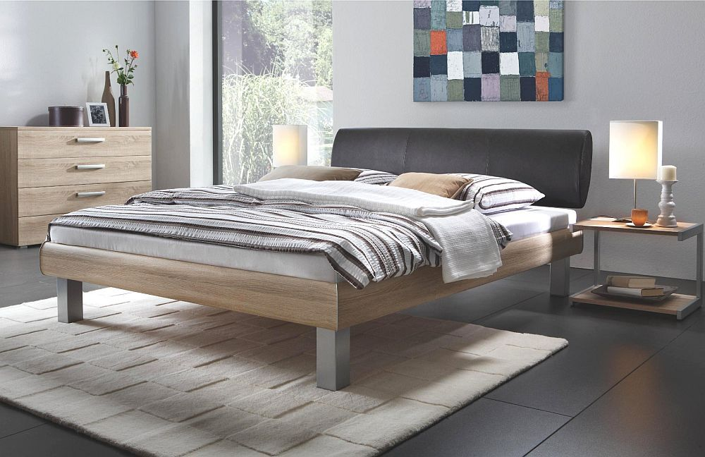 soft line hasena bett mico eiche s gerauh m bel letz ihr online shop. Black Bedroom Furniture Sets. Home Design Ideas