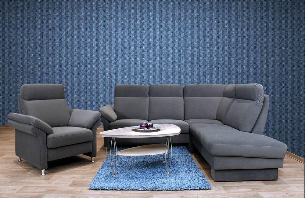 Carina Concept 3 Eckcouch anthrazit | Möbel Letz - Ihr Online-Shop