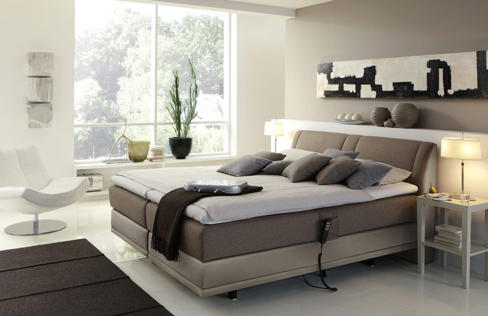 ruf betten boxspring mit motor. Black Bedroom Furniture Sets. Home Design Ideas