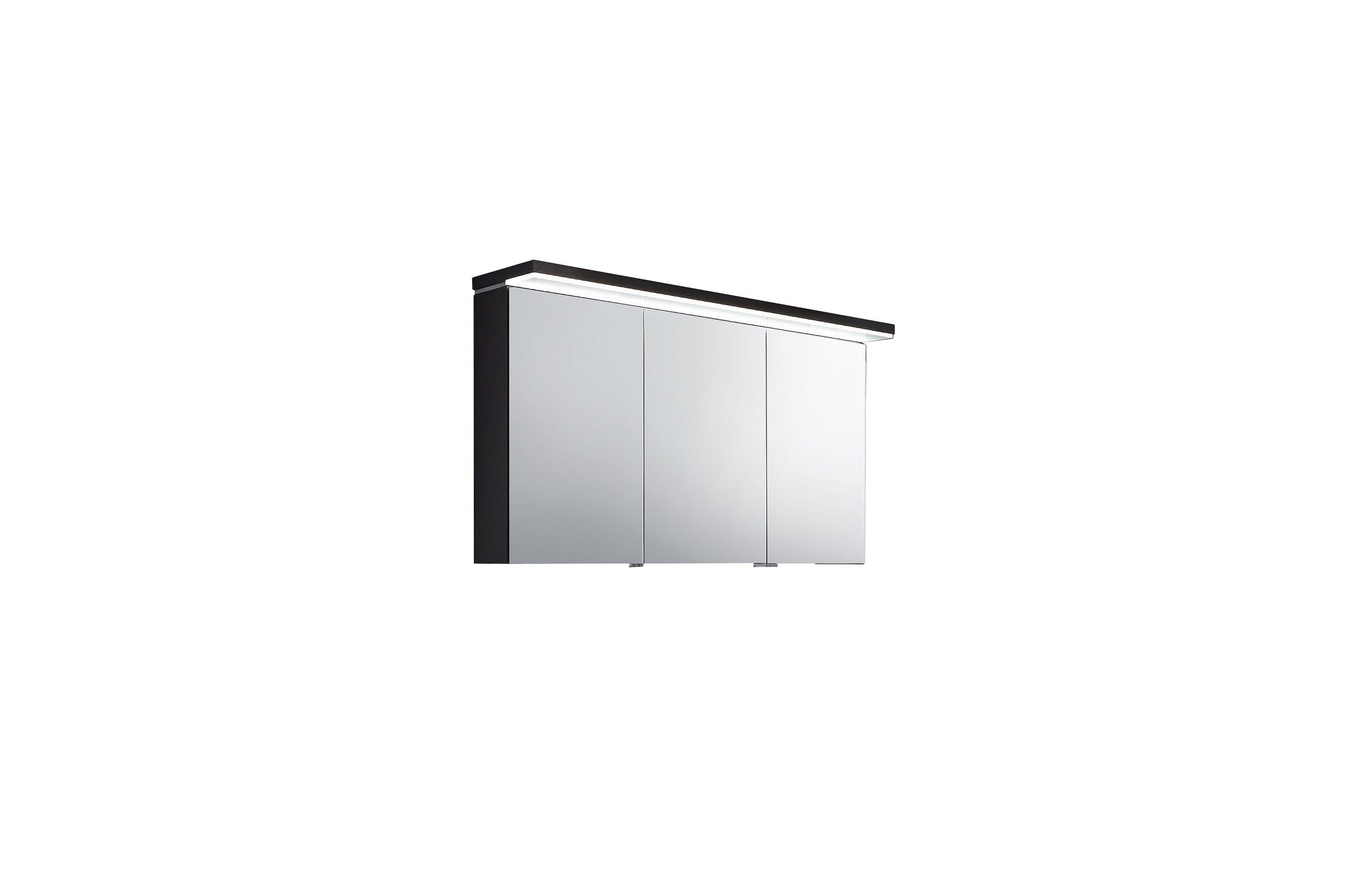 Badezimmer Cool Line In Anthrazit Hochglanz Von Puris Mobel Letz