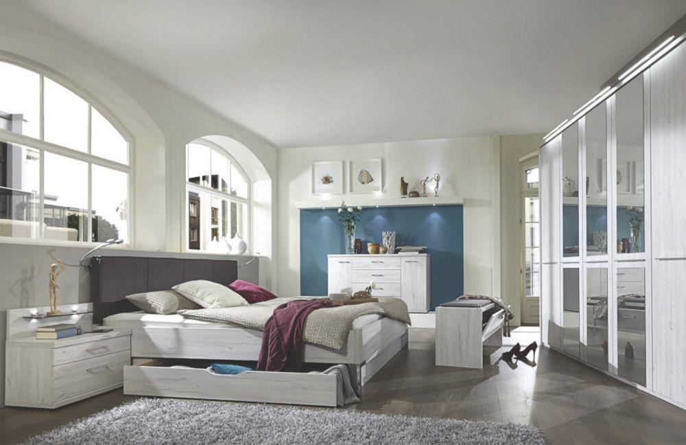 schlafzimmer madrid von wiemann wei eiche nachbildung m bel letz ihr online shop. Black Bedroom Furniture Sets. Home Design Ideas