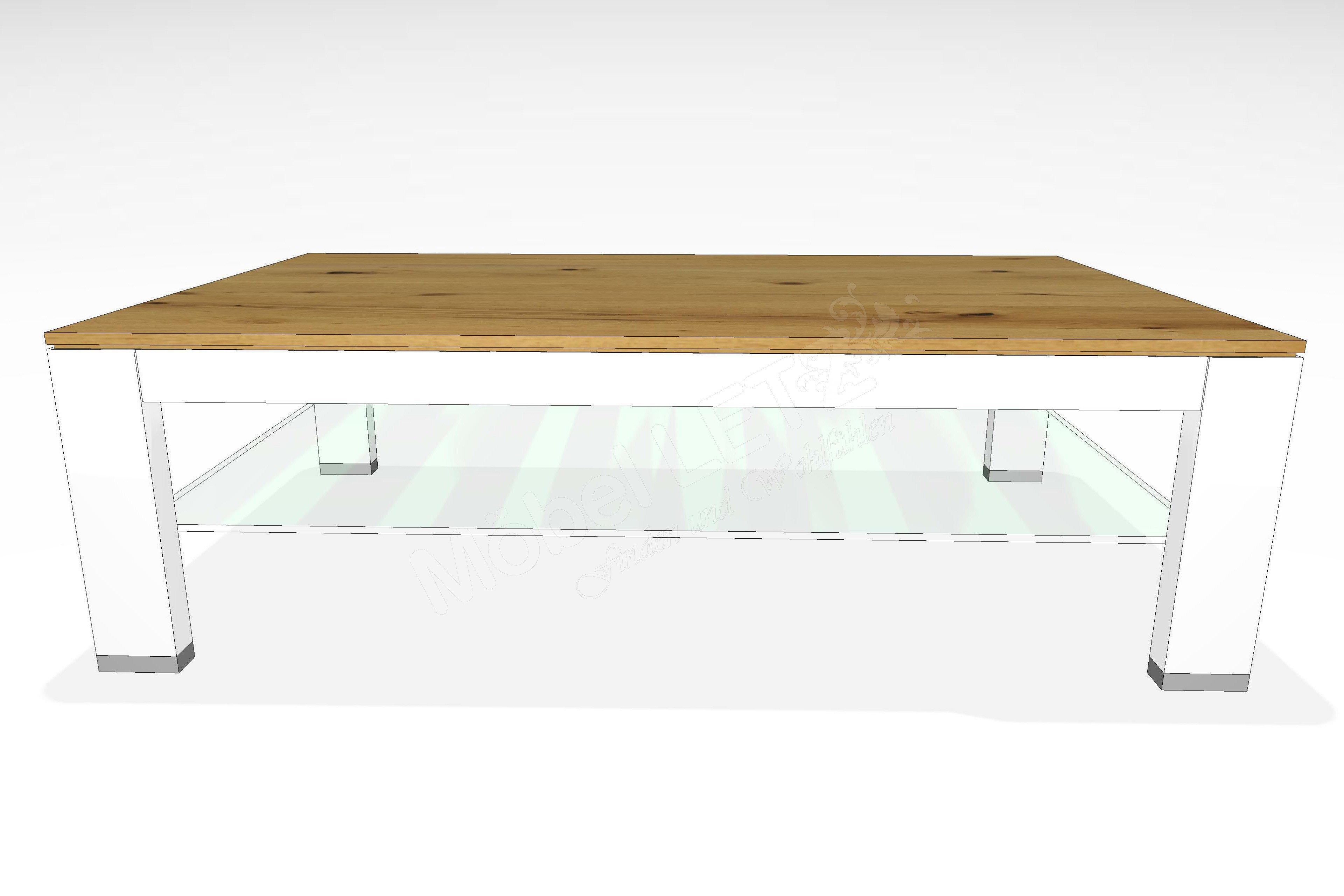 Couchtisch CTH125B von Gwinner Wohndesign  Möbel Letz