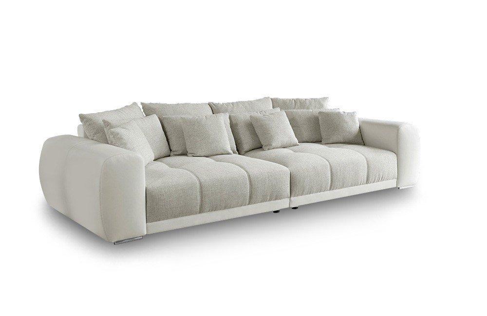 samy big sofa in beige wei von jockenh fer m bel letz ihr online shop. Black Bedroom Furniture Sets. Home Design Ideas