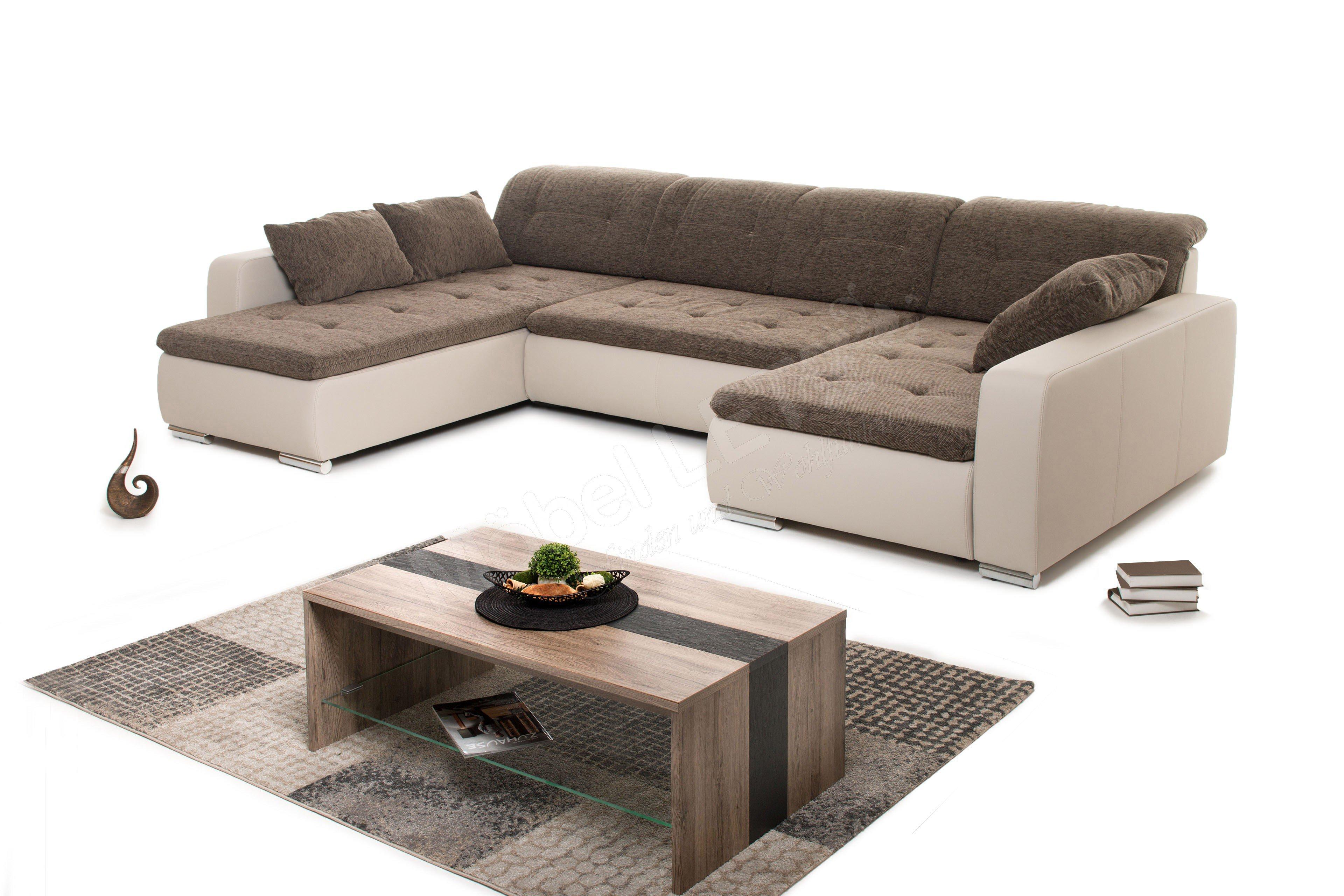 polstergarnitur ferrara in braun beige von jockenh fer m bel letz ihr online shop. Black Bedroom Furniture Sets. Home Design Ideas