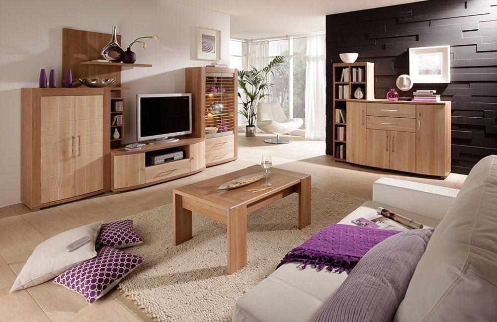 wohnwand milano plus patrick 3265 von prenneis m bel letz ihr online shop. Black Bedroom Furniture Sets. Home Design Ideas