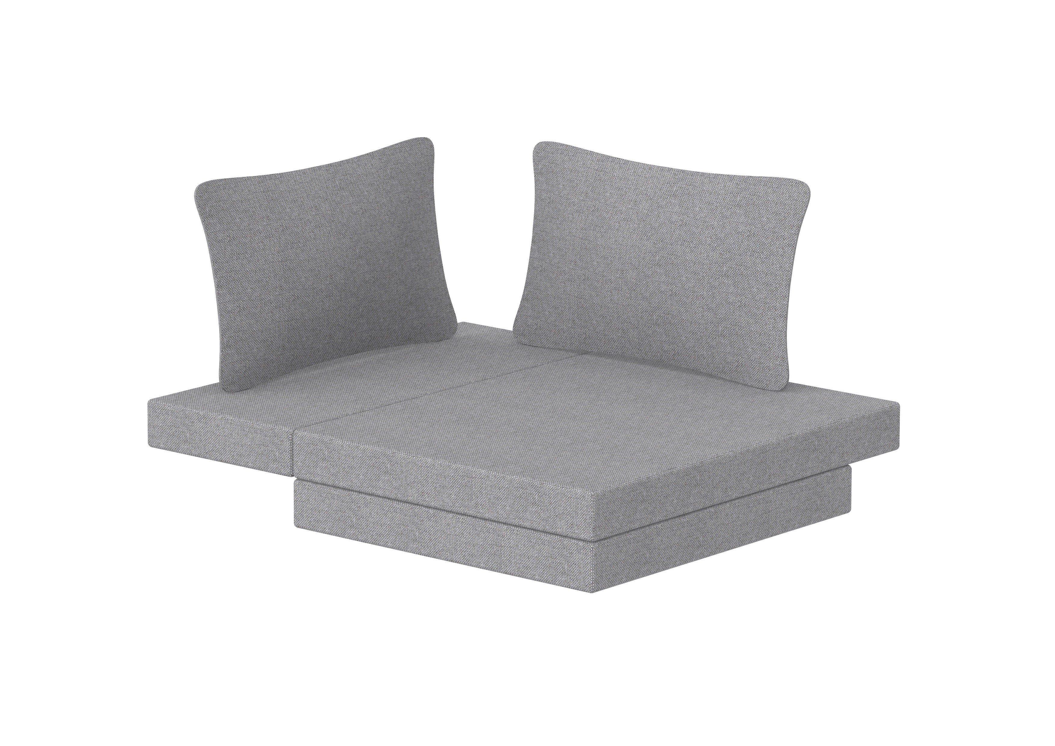 Flexa Etagenbett Classic Preis : Flexa hochbett classic mit sofabett kiefer weiß möbel letz ihr