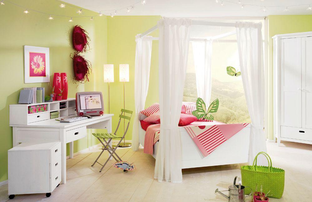 kinderzimmer romantik kiefer massiv innenr ume und m bel. Black Bedroom Furniture Sets. Home Design Ideas