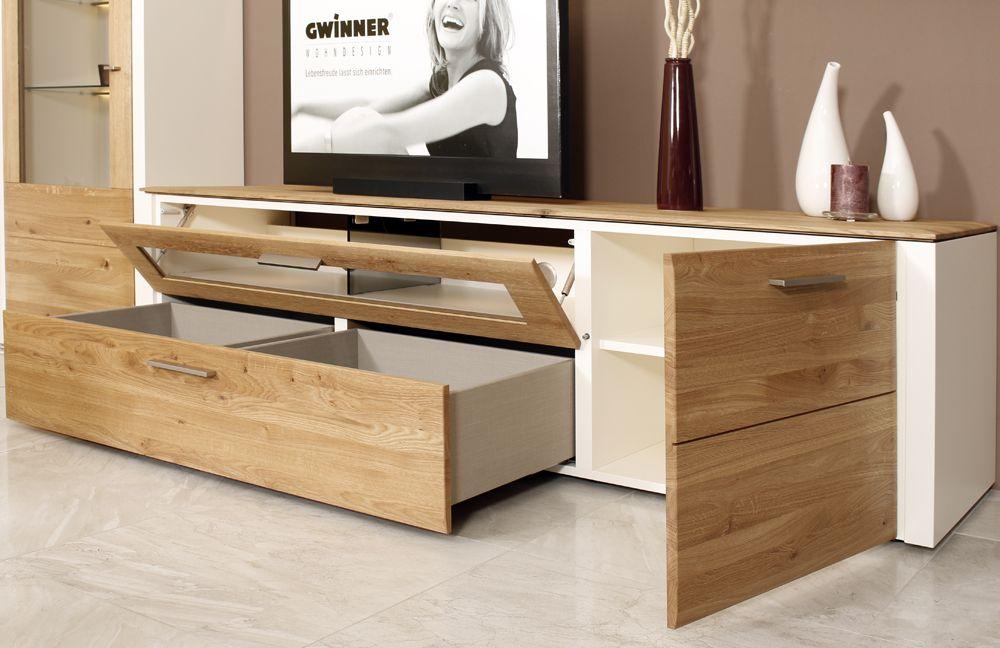 Abverkauf wohnwand von gwinner wohndesign modell solid for Wohndesign hoffmann