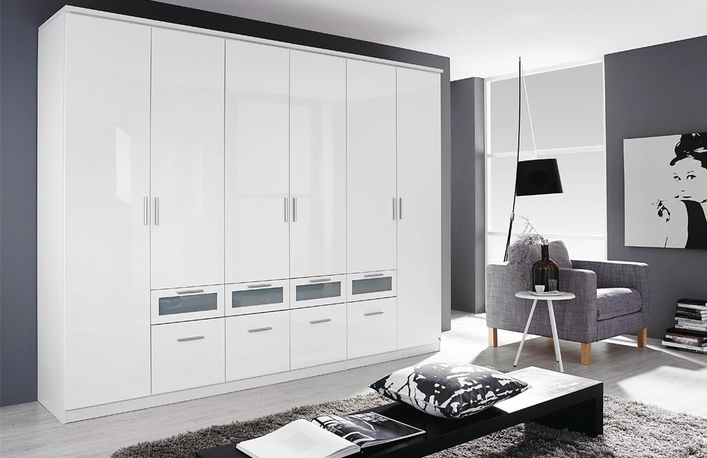 kleiderschrank garmisch plus britta von rauch pack 39 s in wei m bel letz ihr online shop. Black Bedroom Furniture Sets. Home Design Ideas