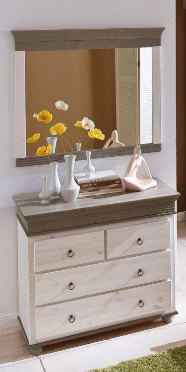 euro diffusion schlafzimmer set oslo kiefer wei lava m bel letz ihr online shop. Black Bedroom Furniture Sets. Home Design Ideas