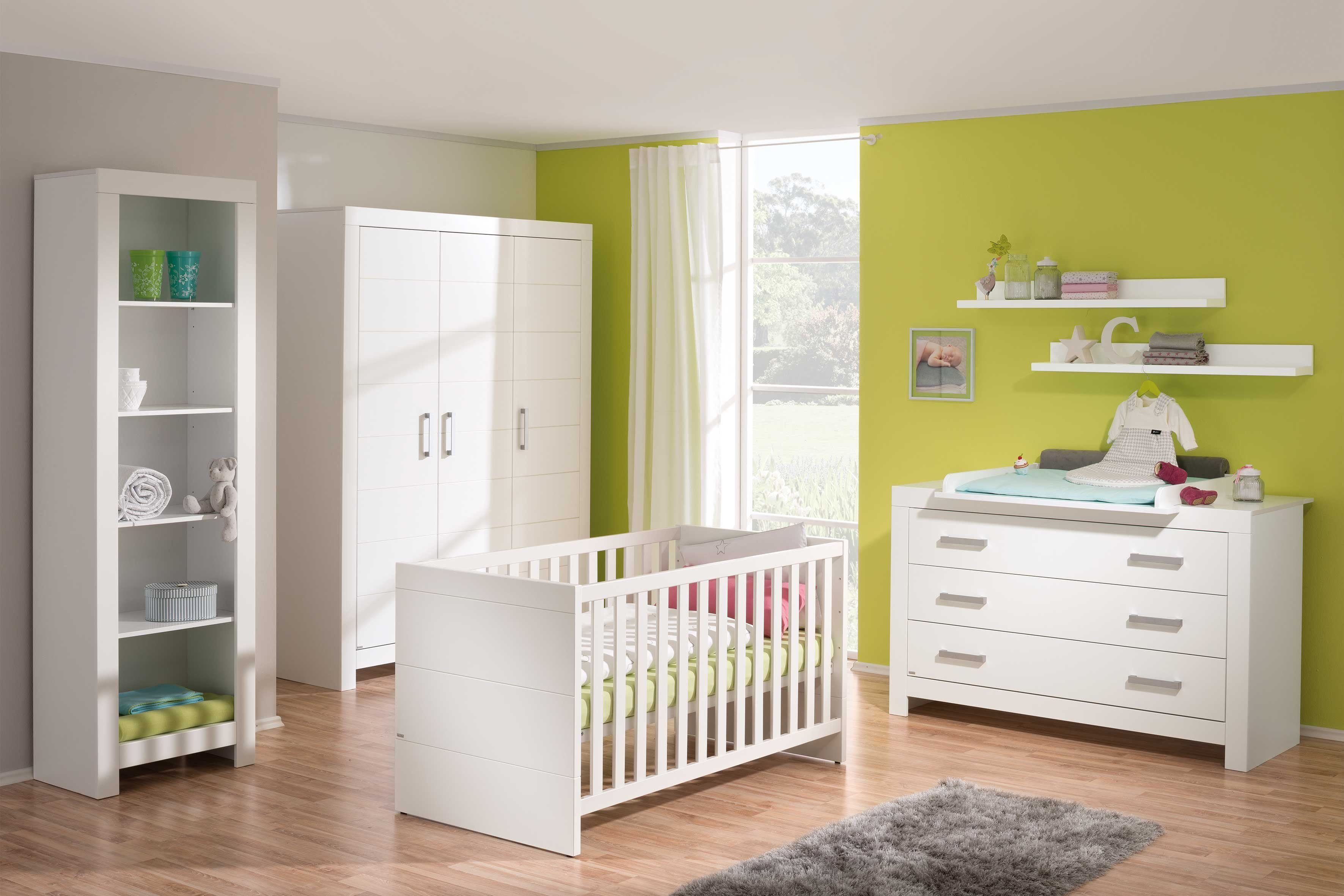 paidi babyzimmer fiona kreidewei m bel letz ihr online shop. Black Bedroom Furniture Sets. Home Design Ideas