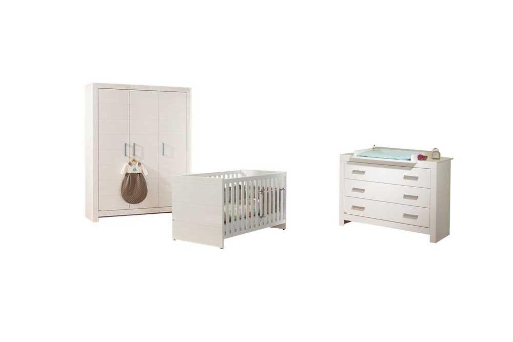 paidi babyzimmer fiona kreidewei� | m�bel letz - ihr online-shop