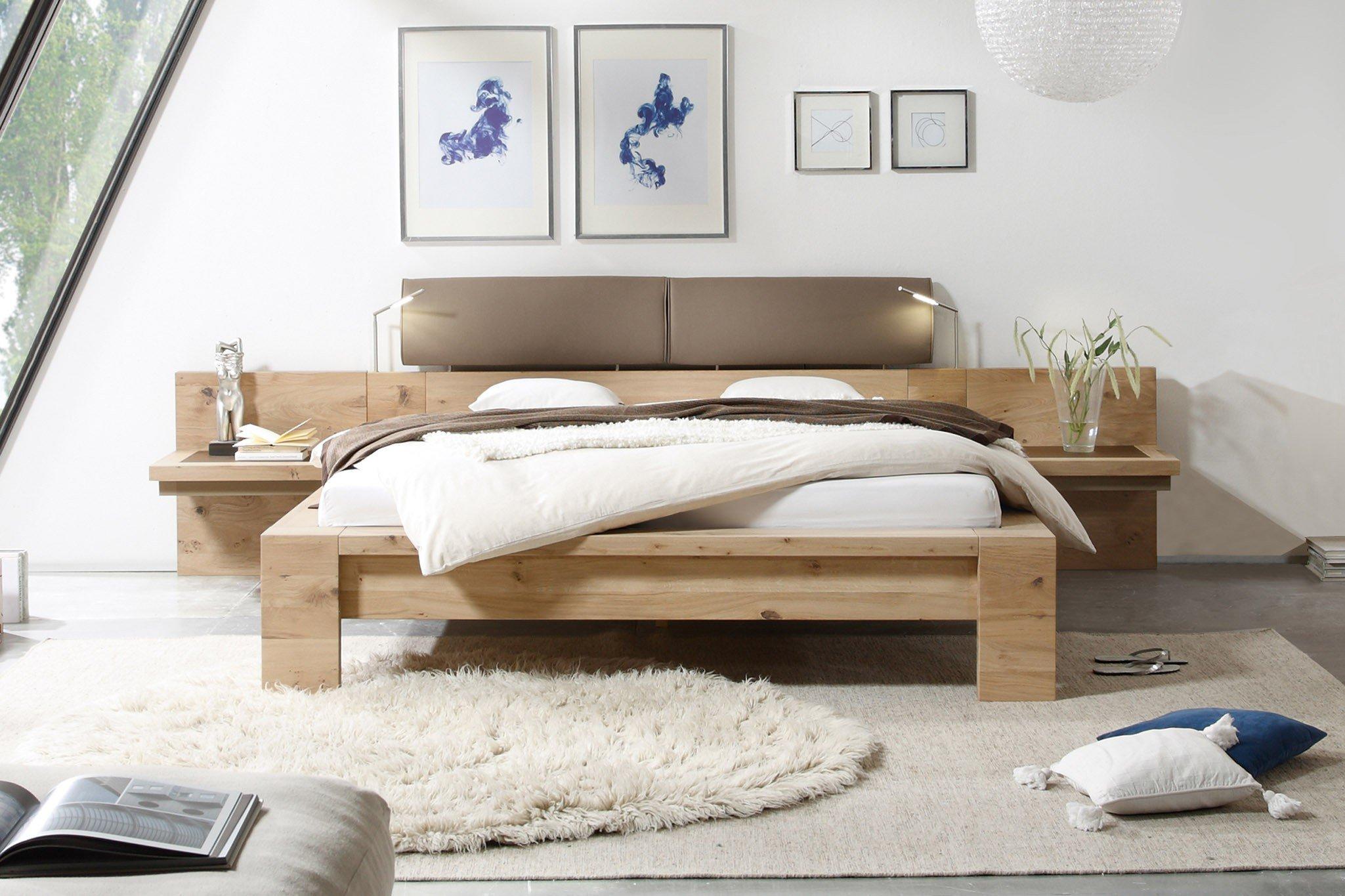 Schlafzimmer Isola von Thielemeyer - Wildeiche massiv. Möbel Letz ...