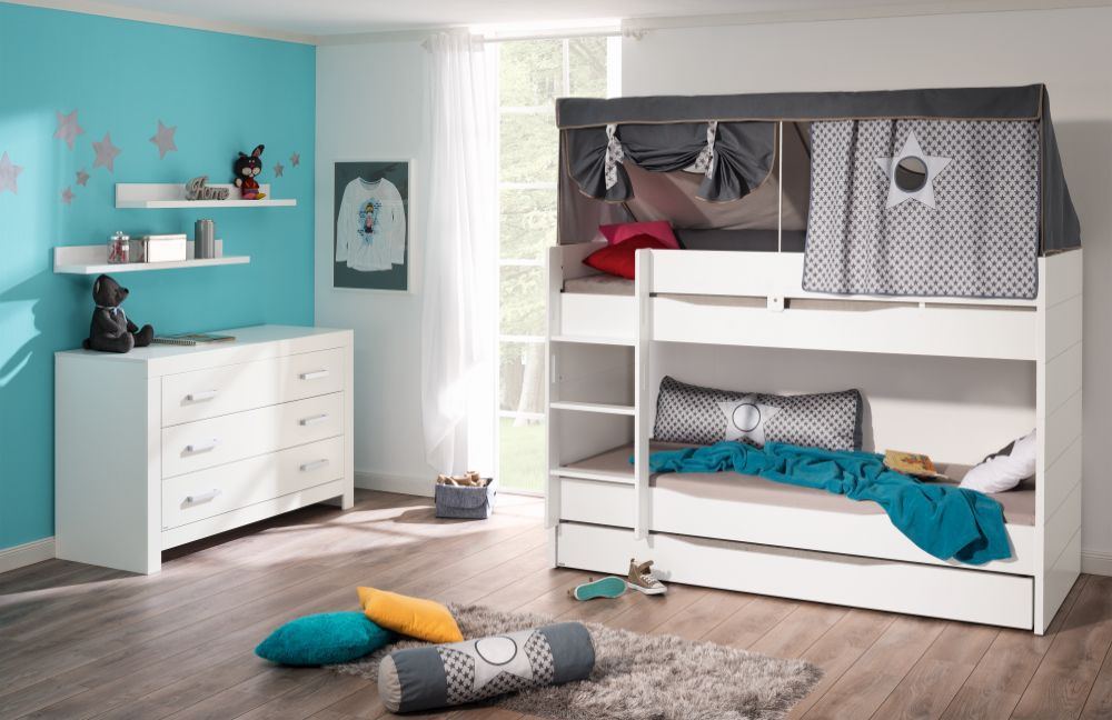 etagenbett fiona von paidi kreidewei m bel letz ihr. Black Bedroom Furniture Sets. Home Design Ideas