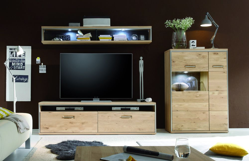 mca von wohnwand iv espero medina m bel letz ihr. Black Bedroom Furniture Sets. Home Design Ideas