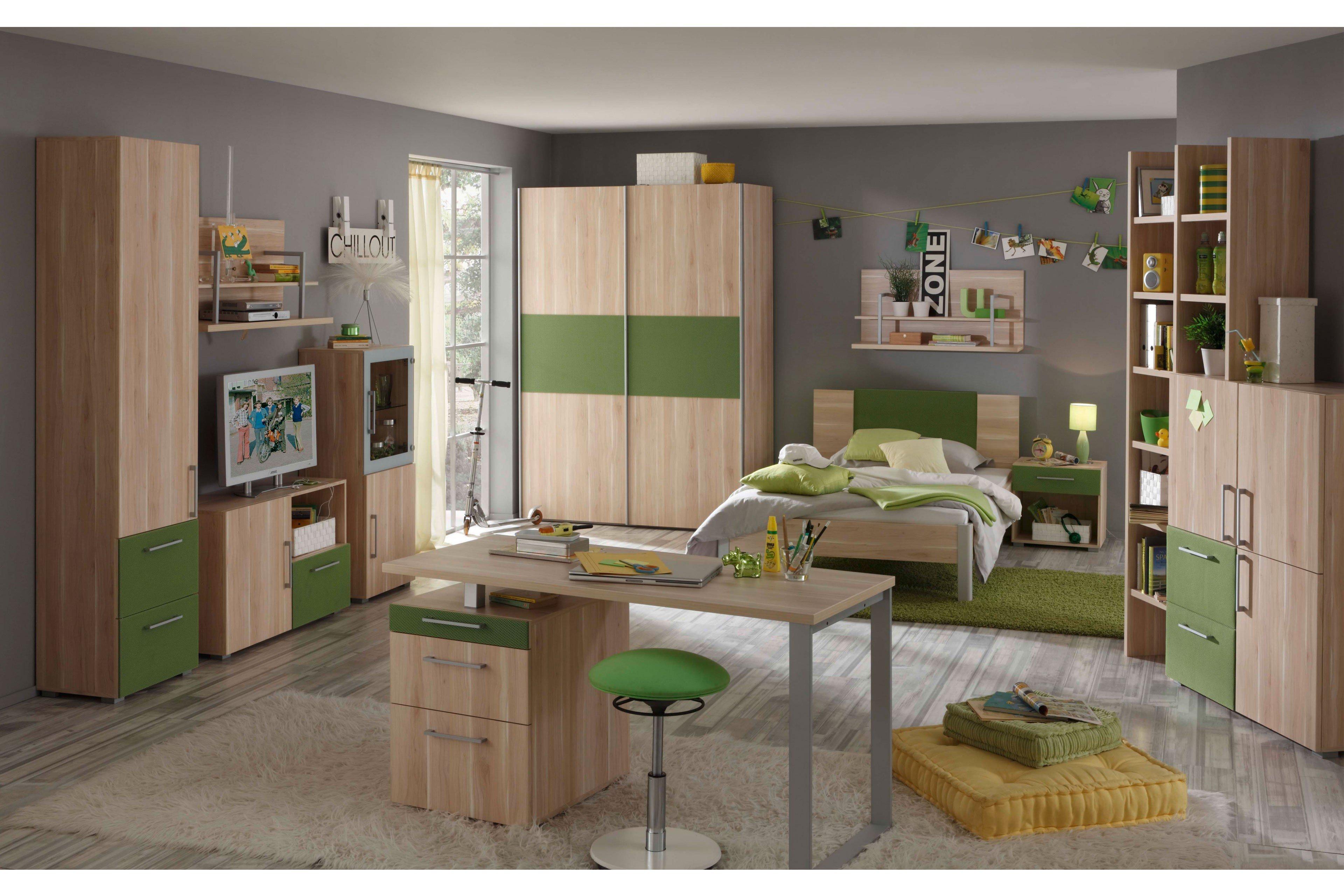 Prenneis Jugendzimmer Enduro Plus Apfelbaum/ grün   Möbel Letz - Ihr ...