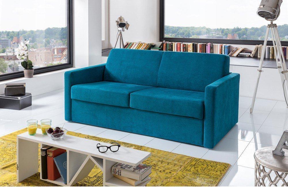 schlafsofa pronto von verholt in petrol l m bel letz ihr online shop. Black Bedroom Furniture Sets. Home Design Ideas