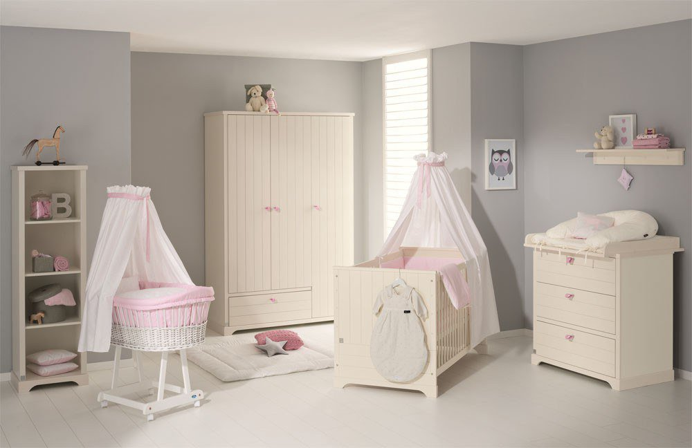paidi babyzimmer frida anton fichte ecru m bel letz ihr online shop. Black Bedroom Furniture Sets. Home Design Ideas