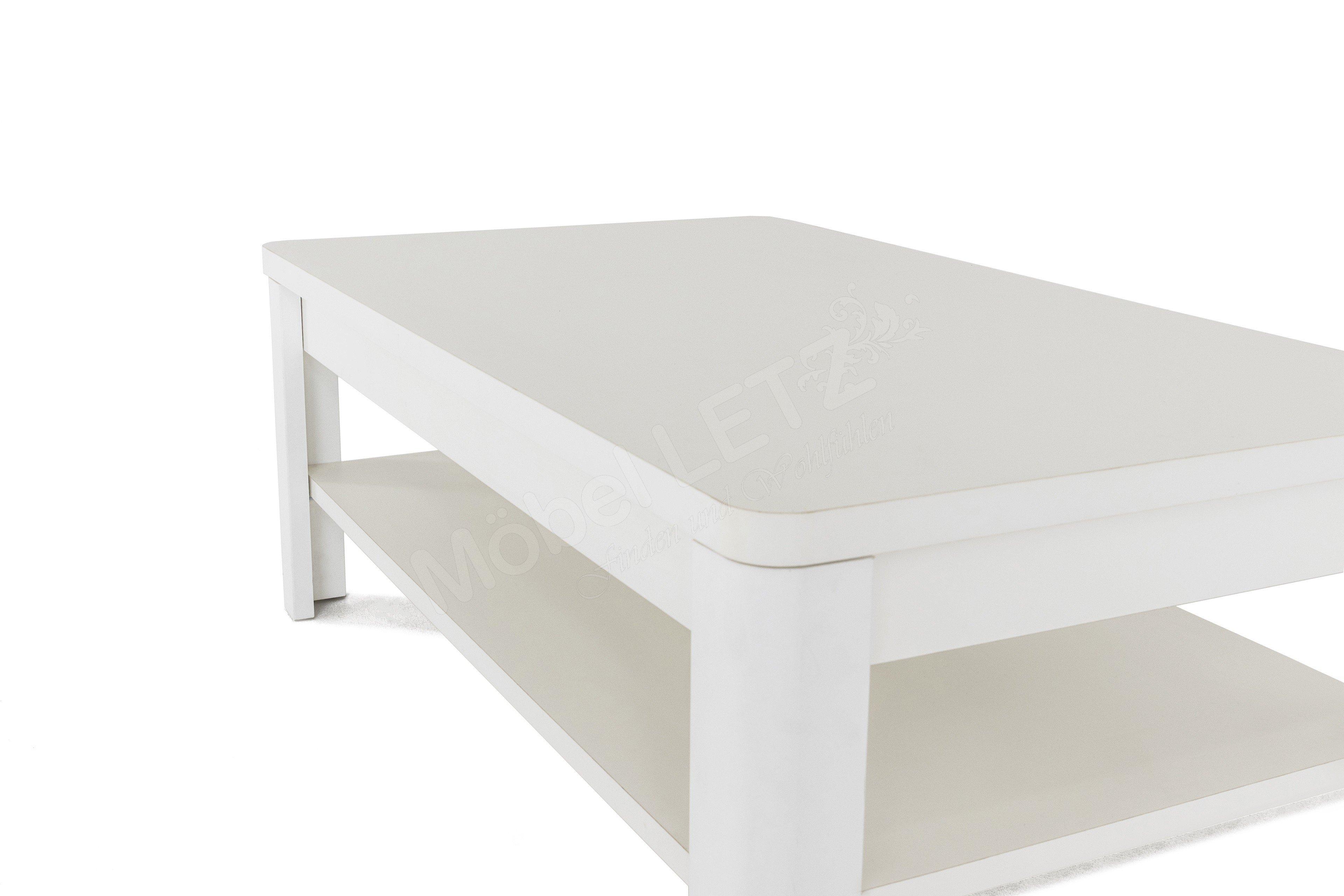 couchtisch schneeeiche couchtisch mit integriertem. Black Bedroom Furniture Sets. Home Design Ideas