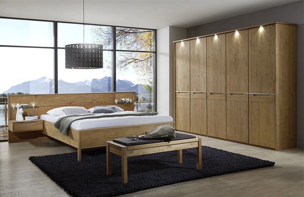 schlafzimmer alabama von wiemann erle massiv m bel letz ihr online shop. Black Bedroom Furniture Sets. Home Design Ideas