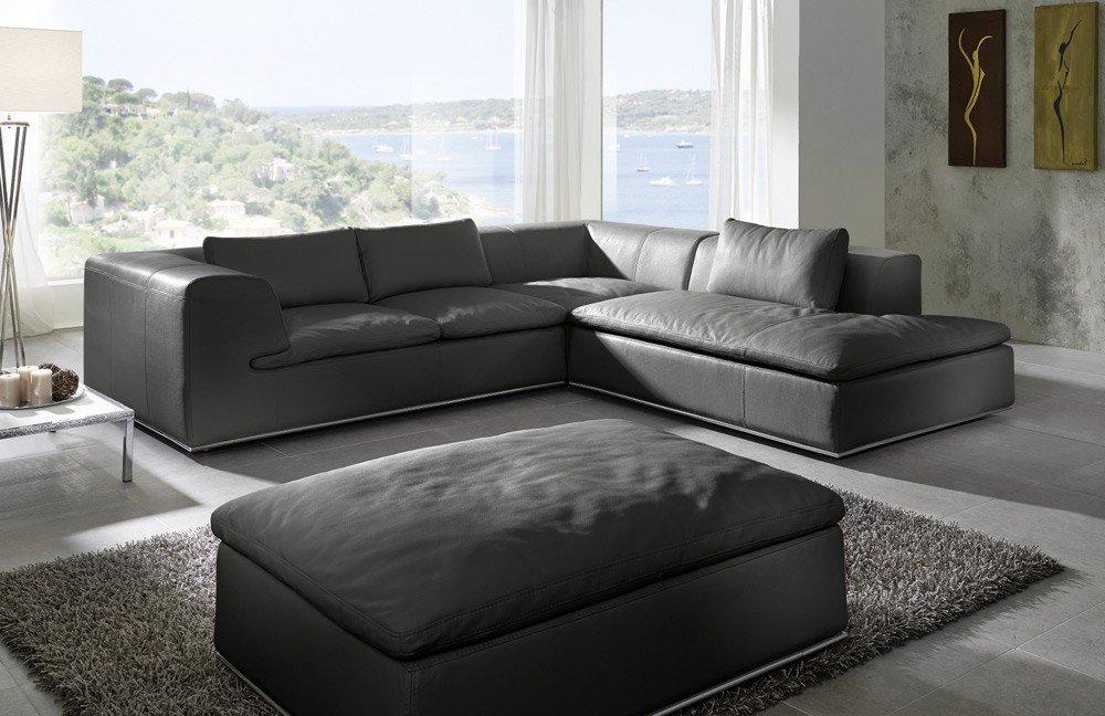 ledersofa schwarz finest gebrauchtes kill ledersofa with ledersofa schwarz s ledersofa schwarz. Black Bedroom Furniture Sets. Home Design Ideas