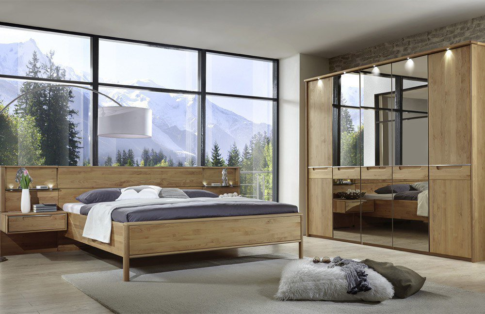 schlafzimmer alabama von wiemann massivholz erle m bel. Black Bedroom Furniture Sets. Home Design Ideas