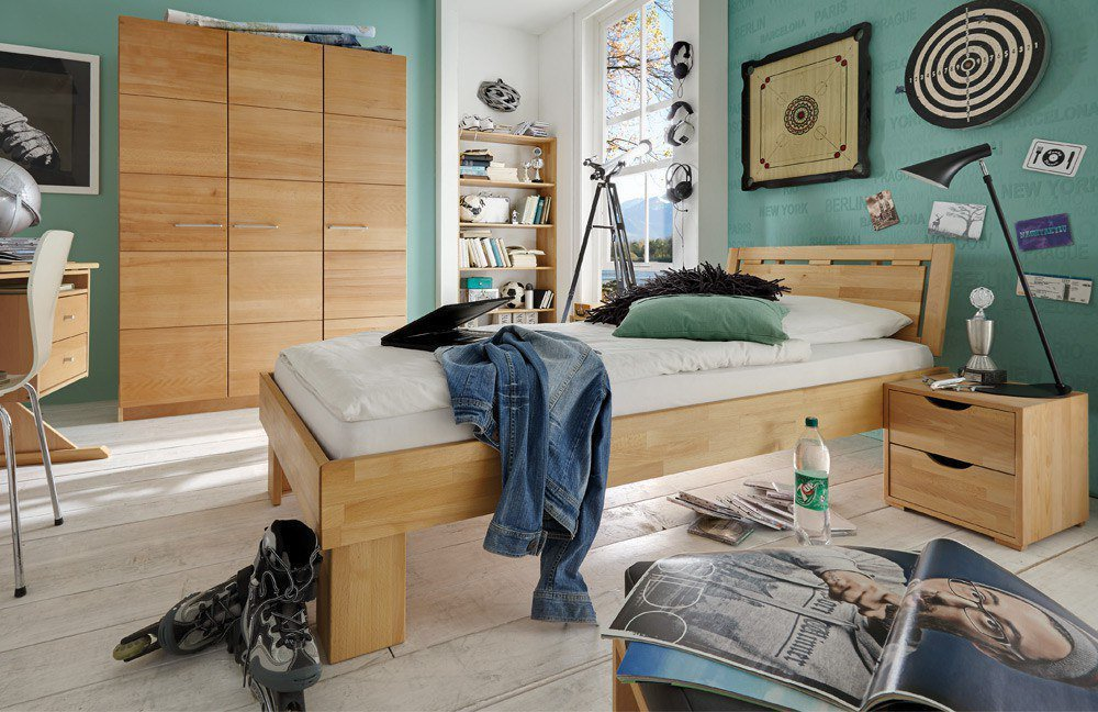 m h standard schlafzimmer buchenholz m bel letz ihr online shop. Black Bedroom Furniture Sets. Home Design Ideas