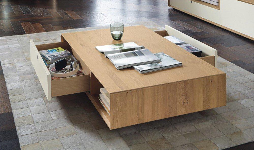 wohnwand sculptura 0006 wildeiche bianco von w stmann. Black Bedroom Furniture Sets. Home Design Ideas