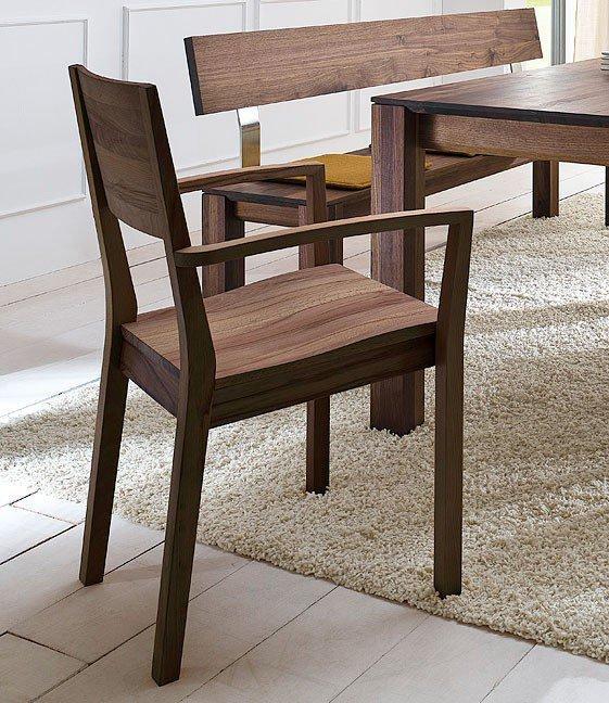 esstisch piano amerikanischer nussbaum von wimmer wohnkollektionen m bel letz ihr online shop. Black Bedroom Furniture Sets. Home Design Ideas