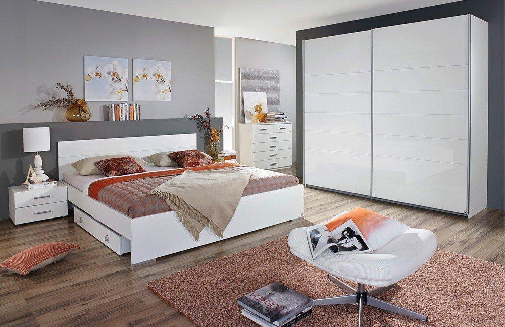 lorca von rauch pack 39 s alpinwei hochglanz wei m bel. Black Bedroom Furniture Sets. Home Design Ideas