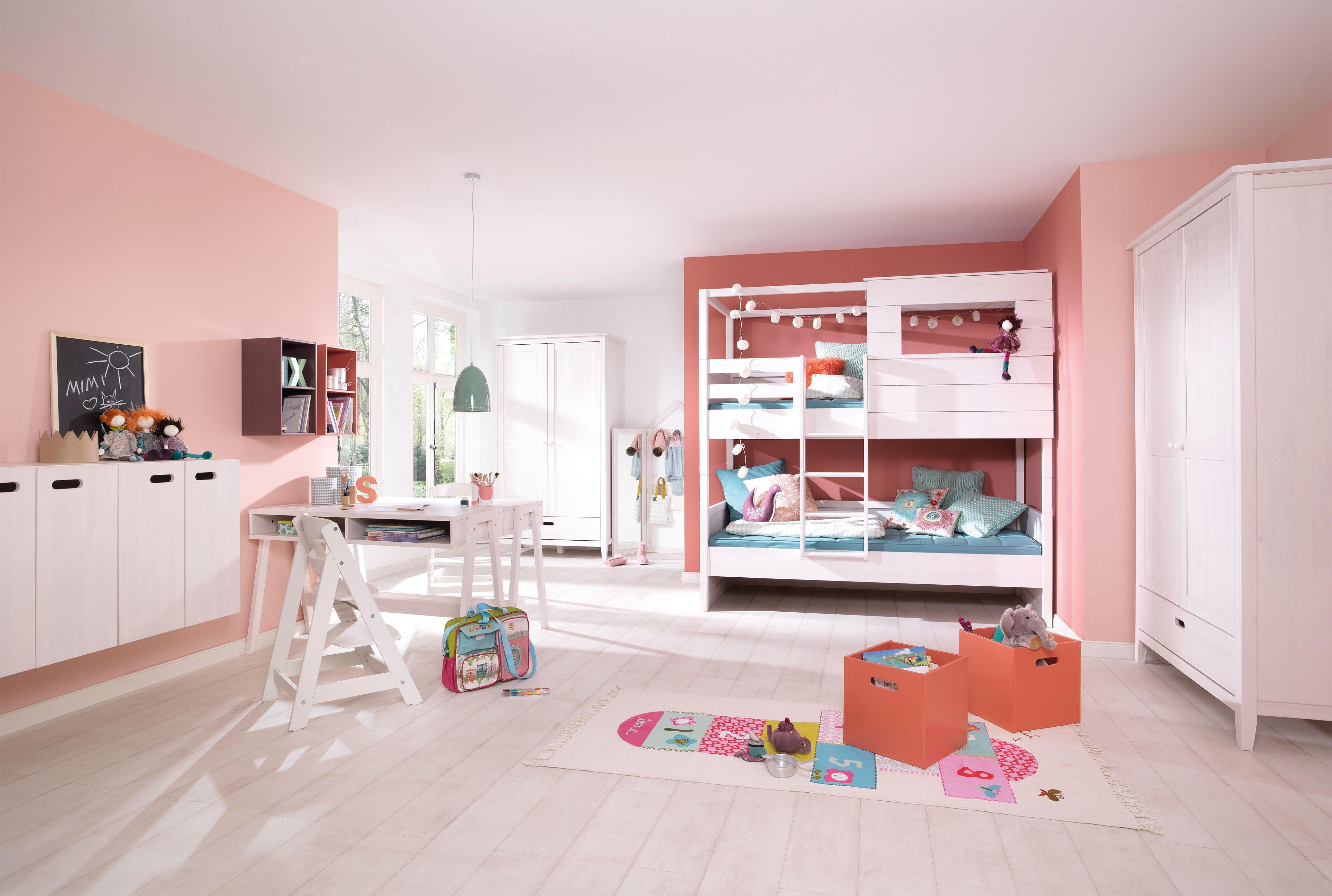wellem bel lumio kids kinderzimmer massiv wei m bel letz ihr online shop. Black Bedroom Furniture Sets. Home Design Ideas