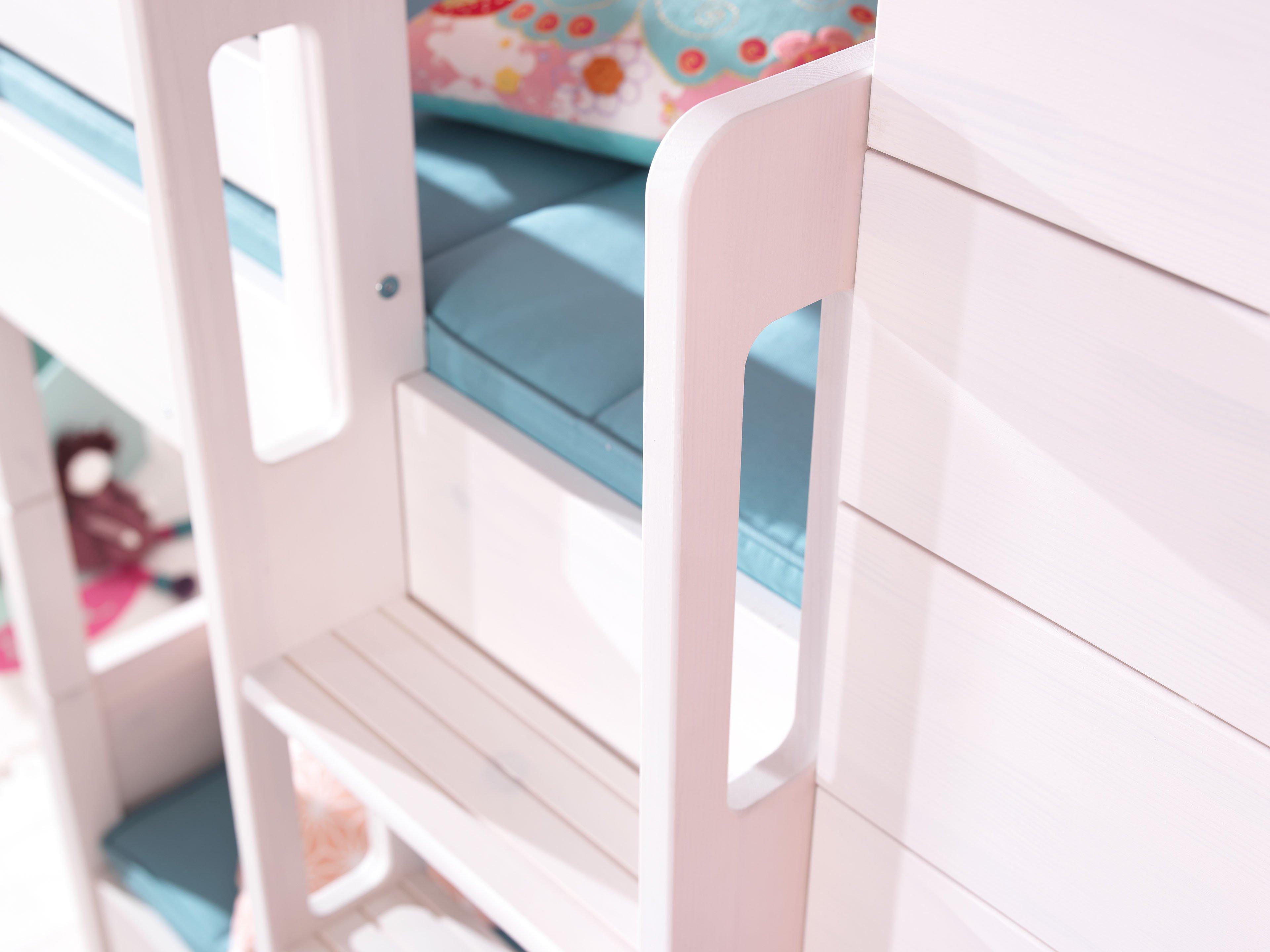 wellem bel lumio kids kinderzimmer massiv wei m bel. Black Bedroom Furniture Sets. Home Design Ideas