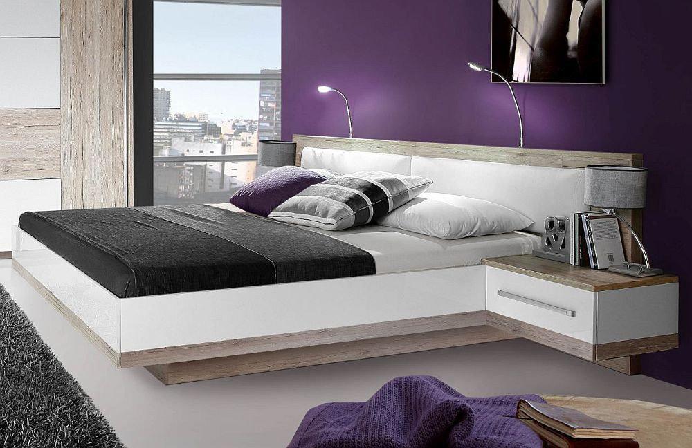 schlafzimmer sandeiche interessante ideen. Black Bedroom Furniture Sets. Home Design Ideas