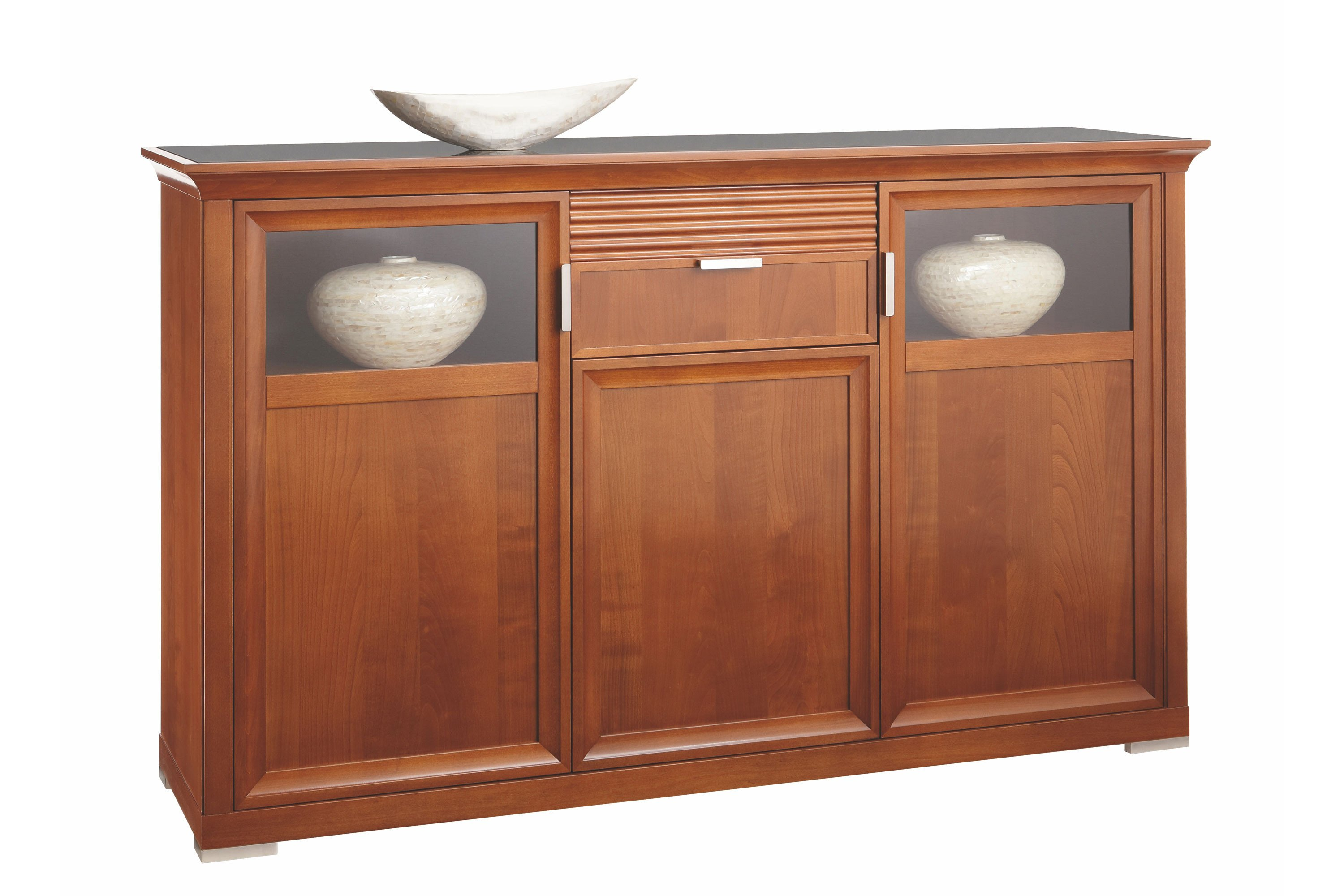 sideboard luna kirschbaum von selva m bel letz ihr online shop. Black Bedroom Furniture Sets. Home Design Ideas