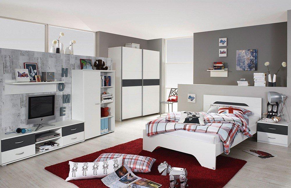 Jugendzimmer Noosa In Weiß Von Rauch Möbel Letz Ihr Online Shop