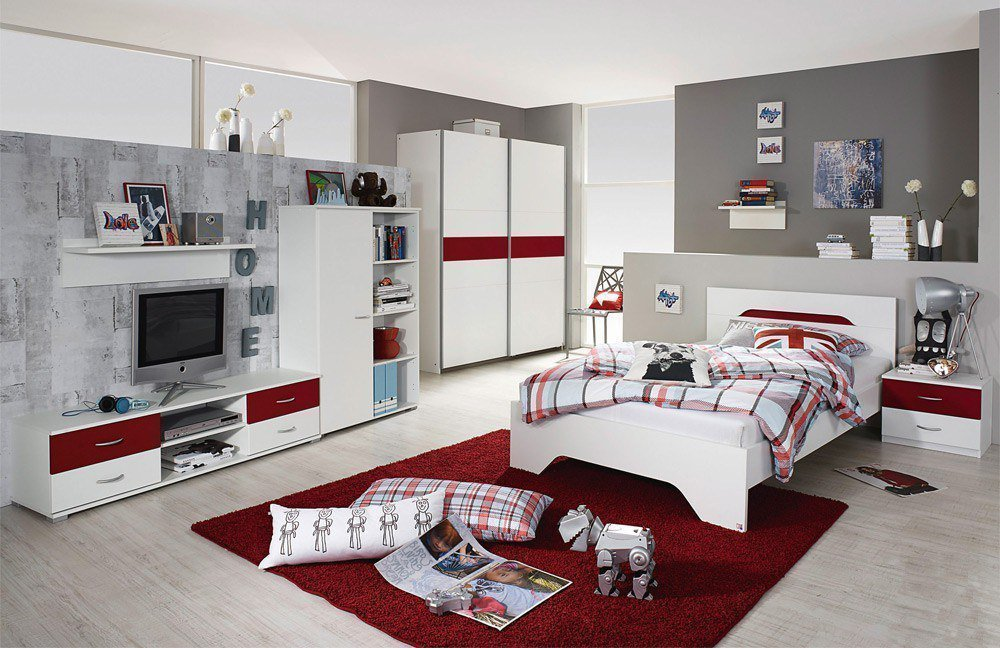 wohnideen teenagerzimmer wandfarbe. Black Bedroom Furniture Sets. Home Design Ideas