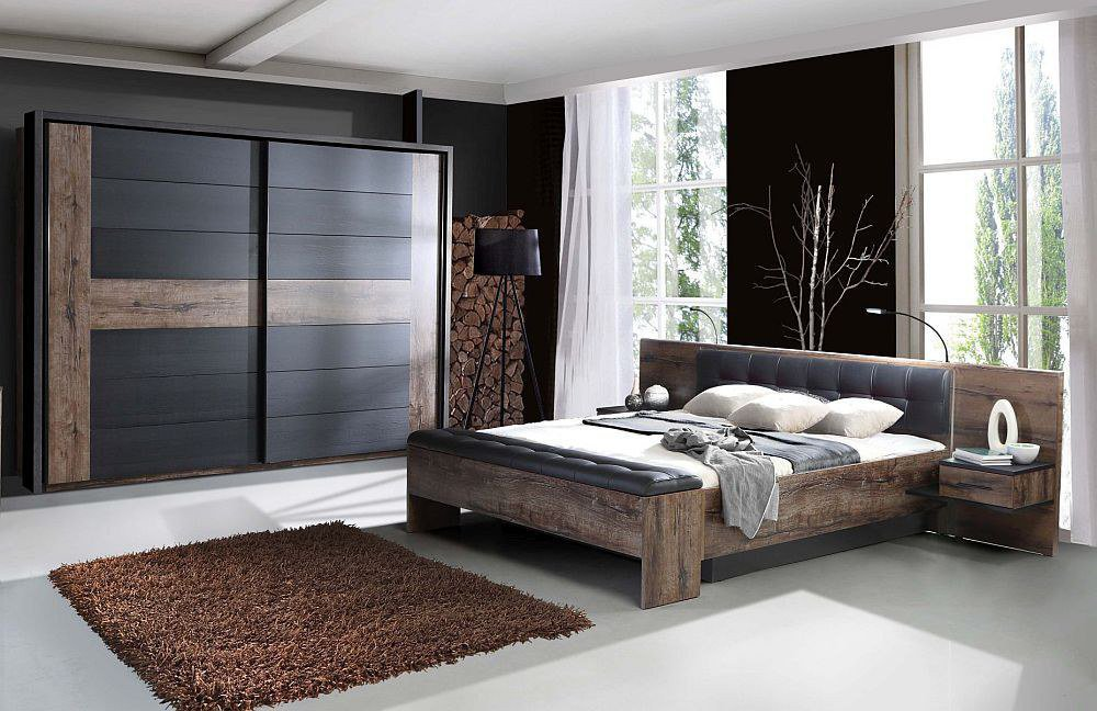 forte bellevue schlafzimmer eiche m bel letz ihr. Black Bedroom Furniture Sets. Home Design Ideas
