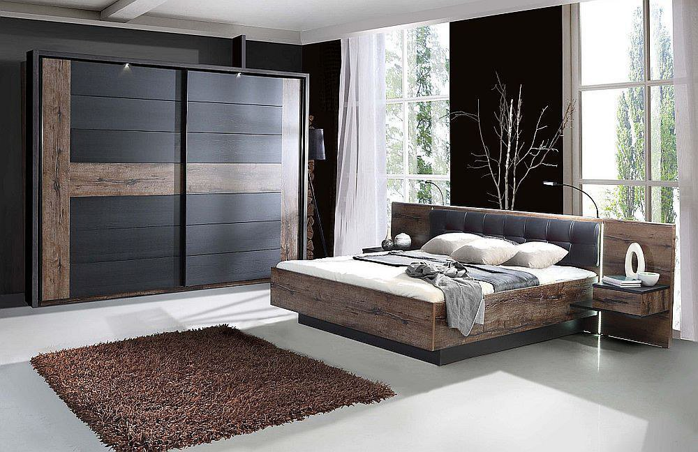 forte bellevue schlafzimmer eiche m bel letz ihr online shop. Black Bedroom Furniture Sets. Home Design Ideas