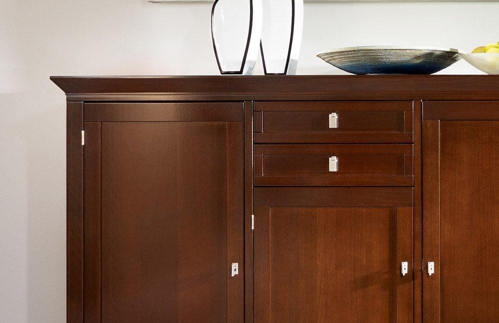 anrichte sideboard sophia 7405 von selva m bel letz. Black Bedroom Furniture Sets. Home Design Ideas