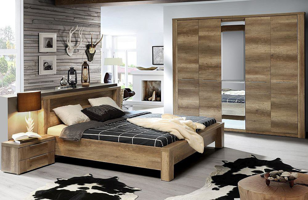 forte calpe schlafzimmer eiche antik m bel letz ihr. Black Bedroom Furniture Sets. Home Design Ideas