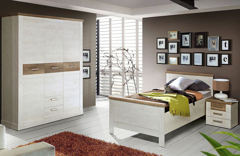 forte duro schlafzimmer pinie wei m bel letz ihr. Black Bedroom Furniture Sets. Home Design Ideas