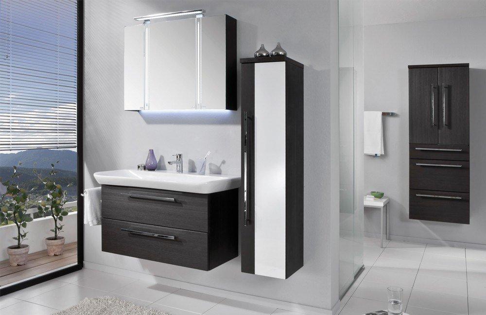 Badezimmer » Badezimmer Weiß Anthrazit - Tausende Fotosammlung Von ... Badezimmer Wei Anthrazit