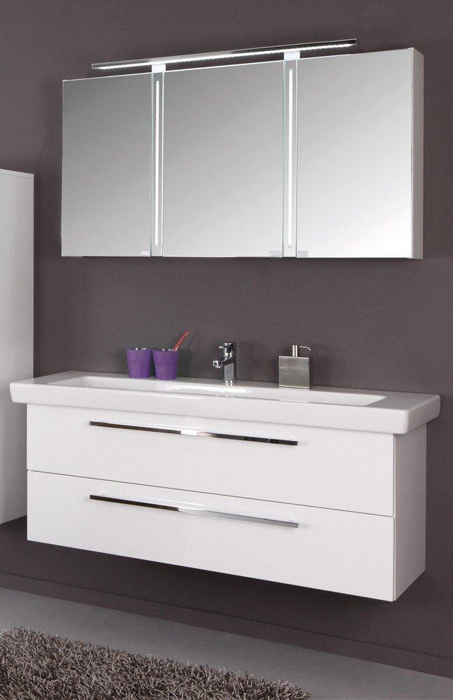 badezimmer kera trends in wei hochglanz puris m bel letz ihr online shop. Black Bedroom Furniture Sets. Home Design Ideas